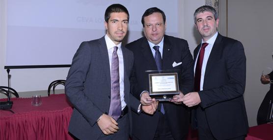 Ceva Logistics recibe por quinta vez el premio de 'Compañía Logística del Año' de Assalogistica en Italia