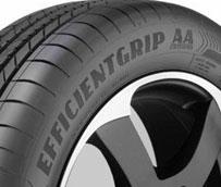 Goodyear continúa su liderazgo en el etiquetado de neumáticos lanzando las primeras ocho medidas con calificación AA