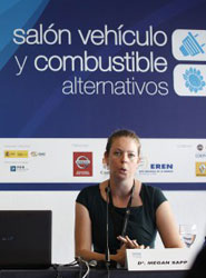 El Congreso Vehículo y Combustible Alternativos de Valladolid analiza la actualidad del sector