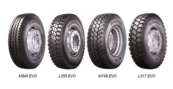 Bridgestone lanza una nueva gama de neumáticos 'On/Off' para operaciones de construcción y minería
