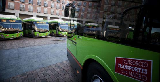 La Comunidad de Madrid incrementa un 85% los autobuses de gas en líneas interurbanas en esta legislatura