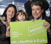 A partir del 15 de febrero se entregarán las primeras 7.000 tarjetas de transporte público infantiles