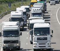 Francia vive su primera jornada de protestas del sector del transporte por carretera para pedir un alza de los salarios