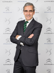 José Antonio León, nuevo director de Comunicación y Relaciones Externas de Peugeot, Citroën y DS