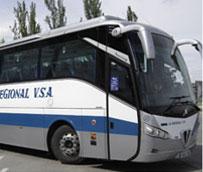 Los autobuses de líneas de cercanías La Regional se incorporan al sistema de transporte urbano de Palencia