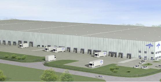 Medline triplica la capacidad de su centro de logística en Kleve, con la cooperación de Miebach Consulting