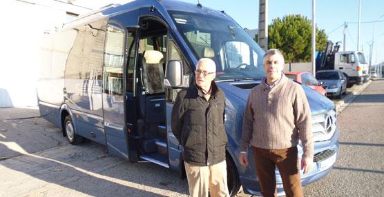 Autocares Silva en Lugo ha estrenado una unidad Spica de Car-bus.net.