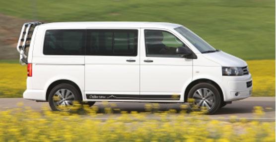 Volkswagen Vehículos Comerciales incrementa su volumen de entregas un 2% en 2014 hasta los 445.000 vehículos