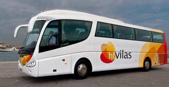 La empresa de transporte de viajeros Sagalés adquiere Herederos de Francisco Vilas, en Ibiza