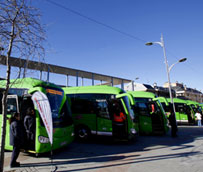 La Comunidad de Madrid renueva los autobuses interurbanos de nueve municipios del corredor de la A-6