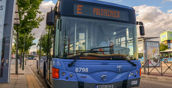 EMT de Madrid realiza cambios de servicio en las líneas universitarias por la festividad de Santo Tomás de Aquino