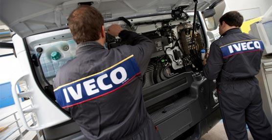 Las ventas de recambios reconstruidos Iveco Reman registran en 2014 un incremento de más del 60%