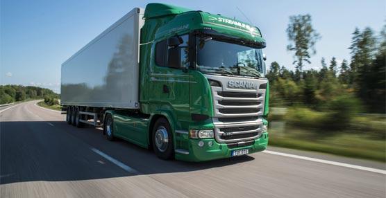 En el segmento de tractoras, que representa el 88,9% del total del mercado, Scania alcanzó el mayor crecimiento respecto a 2013 con un porcentaje de 74,62%, lo que se traduce en 1.493 unidades.