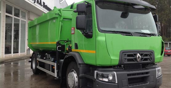 Gesuga suma 15 nuevos vehículos de distribución de la gama D de Renault Trucks a su flota de transporte