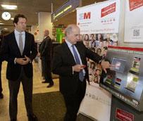 La Comunidad de Madrid instala máquinas de venta de Tarjetas Turísticas de Transporte en el Aeropuerto