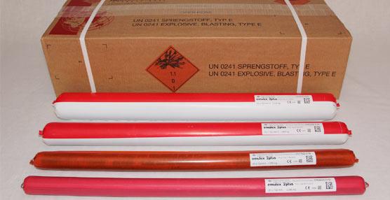 Leuter efectúa un estudio de diagnóstico logístico en un fabricante líder del sector de explosivos