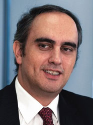 Presidente de Alsa, Jorge Cosmen.