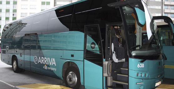 Arriva Noroeste instala WiFi gratuito en cuatro estaciones de autobuses y en su servicio Expreso entre A Coruña y Lugo