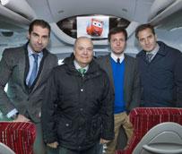 El Gobierno de Navarra distribuye 1.050 vídeos en autobuses dentro de una campaña sobre el uso del cinturón