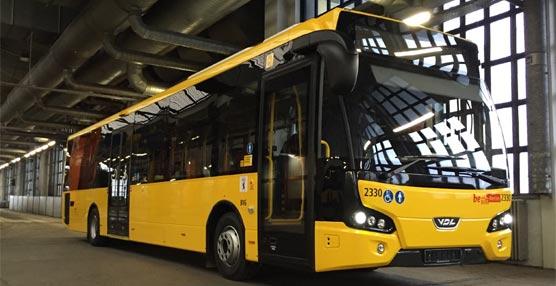 El operador alemán Berliner Verkehrsbetriebe pone en servicio el primer Citea LLE ligero de VDL en Berlín