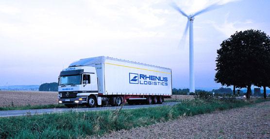 Rhenus Logistics refuerza su servicio de transporte internacional desde Valencia hacia París y Bruselas