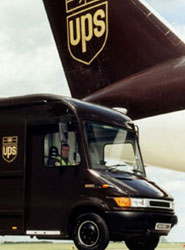 UPS vio afectados sus resultados en el segmento doméstico de Estados Unidos en 2014