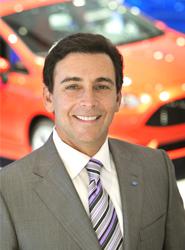 Mark Fields, presidente y consejero delegado de Ford desde el pasado 1 de julio.