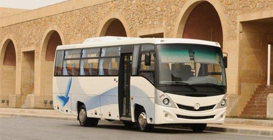Daimler Buses comienza la exportación de chasis de autobuses Mercedes-Benz de nueve toneladas desde la India