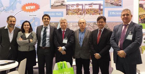 El Puerto de Barcelona promociona su cadena logística integrada en Fruit Logística 2015