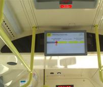 La red metropolitana de Baixbus incorpora una serie de mejoras en los sistemas de información al viajero