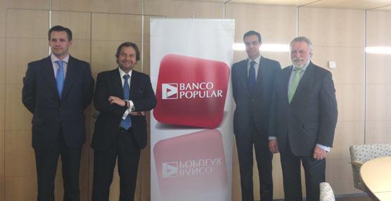 Banco Popular y Asintra renuevan el acuerdo de apoyo al Sector del transporte de viajeros por carretera