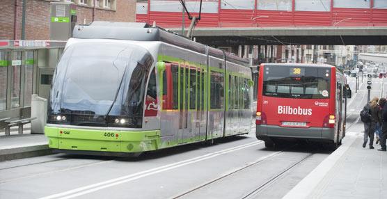 Más de 26 millones de personas utilizaron el servicio de transporte de Bilbobus durante 2014