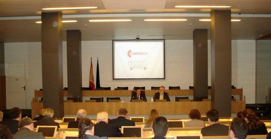 Confebus presentó su plan de acción para el año 2015 en una reunión la semana pasada