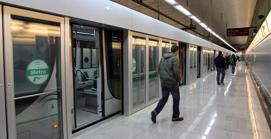 El transporte público metropolitano en Andalucía alcanza 58,24 millones de desplazamientos y recupera viajeros