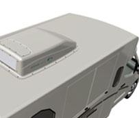 Cetemet desarrolla un nuevo sistema que suministra aire purificado al interior de vehículos de transporte