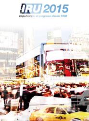 Informe de IRU sobre el transporte por carretera en España.