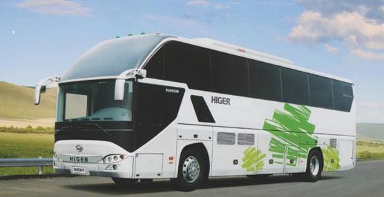 La marca china Higer aumenta su presencia en el mercado europeo con su recienteentrada en Italia