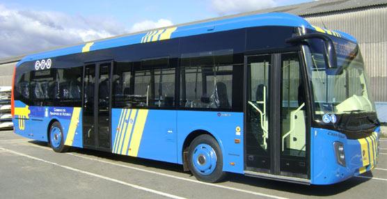 Autobuses de Langreo estrena su nuevo Magnus.E 'low entry' de Castrosua sobre chasis de Scania
