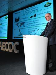 Los profesionales del transporte se dan cita en Madrid bajo el lema 'Competitivos en un mercado global'