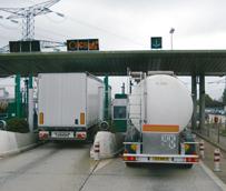 Los transportistas rechazan la idea de Fomento de prohibir la circulación de camiones en las carreteras nacionales