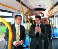 Guaguas Municipales incorpora cuatro nuevos vehículos para las líneas que transitan por los barrios de la ciudad