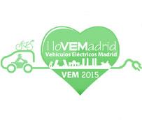 El encuentro del vehículo eléctrico de Madrid, VEM 2015, promueve la movilidad 'cero emisiones'