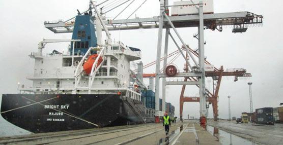 Incorporación del Puerto de Vigo a una red de enclaves logísticos de Castilla y León buscando captar e incrementar negocio