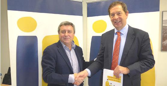 Acuerdo de colaboración entre DHL Express e Interóleo Picual para promover las exportaciones de aceite de oliva