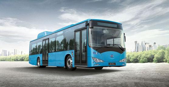 BYD suministrará dos autobuses eléctricos (Ebuses) de 12 metros a la ciudad sueca de Eskilstuna.