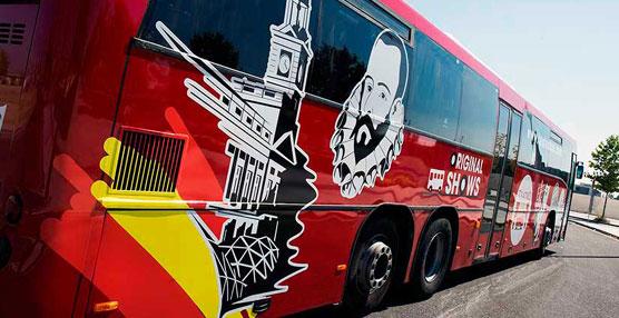 Autobús de Teatro Bus.
