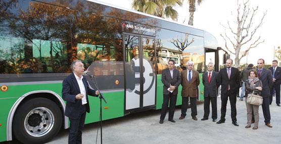 El Área Metropolitana de Barcelona probará en las próximas semanas, el Irizar i2e en el ámbito metropolitano