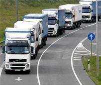 La creación de empresas baja un 11,79% en febrero en el sector transporte respecto al mismo mes de 2014, según Infocif-Gedesco