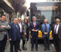Jaén pone en marcha el nuevo servicio de transporte urbano de autobús al Parque Empresarial 'Nuevo Jaén'