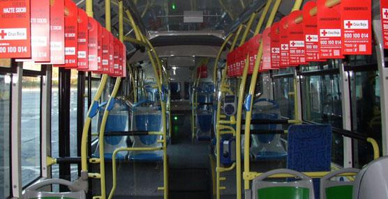 La EMT de Madrid se suma a la campaña de Cruz Roja 'Cada segundo cuenta'
